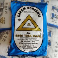 Garam Segitiga Emas 500 gram Beryodium SATUAN