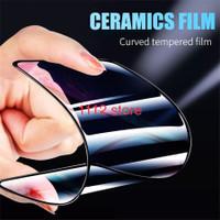 ANTI GORES KERAMIK GLASS VIVO V9 TEMPERED GLASS FULL VIVO V9