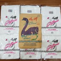 Oblong / Pakaian Dalam Pria Swan SH 6pcs Size 34 36 - Putih, 34