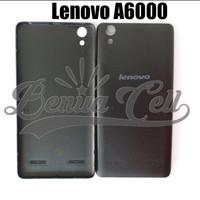 BACKDOOR LENOVO A6000 - TUTUP BELAKANG A6000 A6010 A600 PLUS hitam