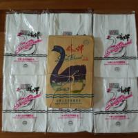 Singlet / Pakaian Dalam Pria Swan SH 6pcs Size 34 36 - Putih, 34