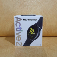 Samsung Galaxy Watch Active 2 Aluminium 44mm - Garansi Resmi SEIN
