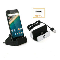 Holder Hp With USB Type C Stand Dock CHARGER STATION USB TYPE - C