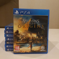 Assassins Creed Origins Game PS 4