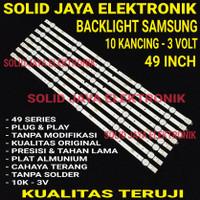 BACKLIGHT SAMSUNG UA 49J5200 AK 49J5200AK UA49J5200AK BL TV LED 49