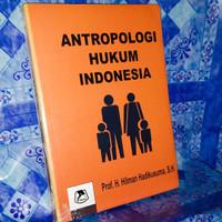 antropologi hukum Indonesia