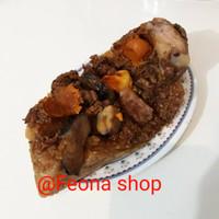 Bacang Babi Komplit Jumbo (Nasi/Ketan)