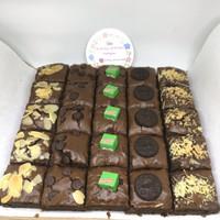 Brownies Potong Edisi Hampers Lebaran