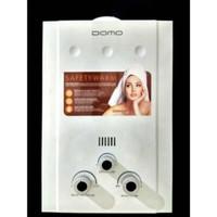water heater gas domo DA 1006 model paloma, service center modena