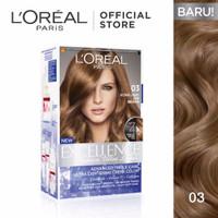 L'Oreal Paris Excellence Fashion Ultra Light Hair Color #03 Ash Brown