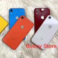 Iphone XR 256gb Bekas Fullset