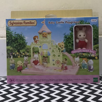 SF 5319 : Sylvanian Families Baby Castle Playground