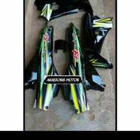 body plus sayap depan kiri kanan Supra x fit lama