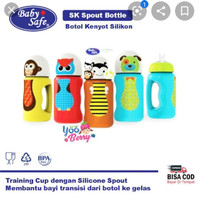 Baby Safe Botol Minum Silicone Spout SK005