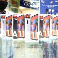 Samsung Galaxy A11 3/32Gb -Garansi resmi 1Th