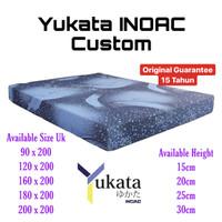 Kasur Inoac Yukata Custom 90x200x20 | Kasur Busa Inoac | Kasur Busa