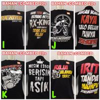 Baju Distro Motor | Kaos Distro Motor | T-Shirt | MOTOR RX-KING (3)