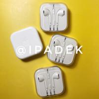 Earpods/ Earphone / Headset Apple Original Untuk iPhone 5/5s iPhone 6