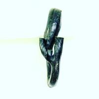 Bangle unisex ranting kayu hitam (entangled black tree branch bangle)