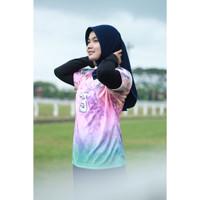 Hijab Sport Olahraga Volly