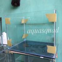 Aquarium Kaca 40 cm Gosend Only