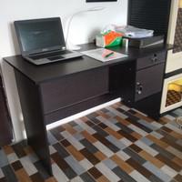 Meja kantor meja kerja 1/2 biro termurah