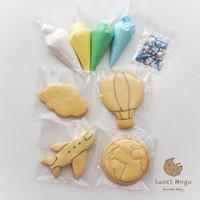 DIY Cookies Around The World / Cookies hias