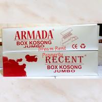 Box Filter Kosong ukuran Jumbo Merk Armada atau Recent