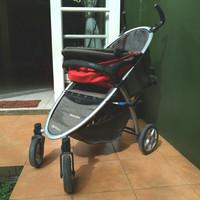 stroller Reversible Spin