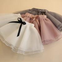 [MMP147] Rok Skirt Tutu Anak Ballet Pita