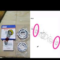 bearing klaher balancer rasio 6204 6004 suzuki satria fu ori sgp