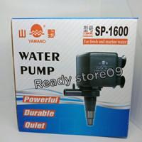 mesin Pompa aquarium yamano SP-1600 / water pump yamano sp1600