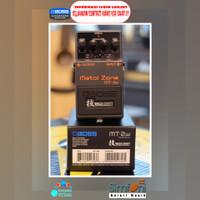 BOSS MT-2W Metal Zone Waza Craft - Efek Gitar