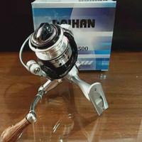 reel pancing daihan boss 500 one way murah semarang