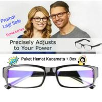 Kacamata Baca plus Ajaib Autofocus