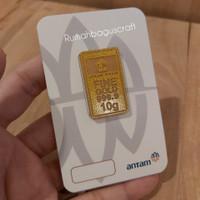 replika logam mulia 10 gram