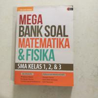 Mega Bank Soal Matematika dan Fisika SMA kelas 10,11,12