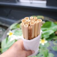 Sedotan Bambu Set (Bamboo Straw)