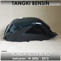 Tengki Bensin Tangki Motor Tiger New Revo Hitam