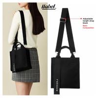Marhen J Ricky Mini Bag (Full Black) / Tas Selempang Korea *FREE POUCH