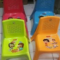 Kursi sender plastik/bangku kecil/bangku anak/kursi plastik
