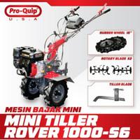 Mesin Bajak Mini / Mini Tiller / Cultivator Proquip ROVER 1000-s6 RTH