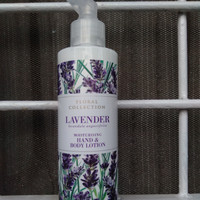 Marcks and Spencer Lavender Hand & Body Lotion Moisturizing 250ml