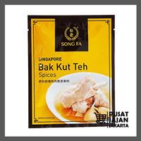 Song Fa Singapore Bak Kut Teh Spices 30 gr Bumbu Bakut Songfa
