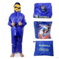 Jas Hujan AXIO Karet Rubber Raincoat 298 like GMA 0,21mm