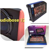 Paket Audio Mobil Audiobose High Quality