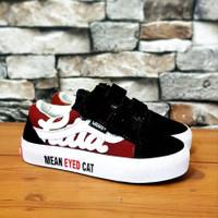 Sepatu Anak Laki laki Vans Oldskool x Patta Maroon Grade Original