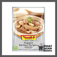 Seah's Bak Kuet Teh Spices Singapore 32 gr Bumbu Bak Kut Bakut Seah