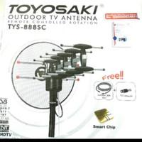 antena tv digital toyosaki outdoor toyosaki TYS-888SC