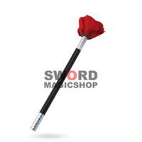 Alat Sulap Appearing Flower Wand - Tongkat Muncul Bunga - Sword Magic